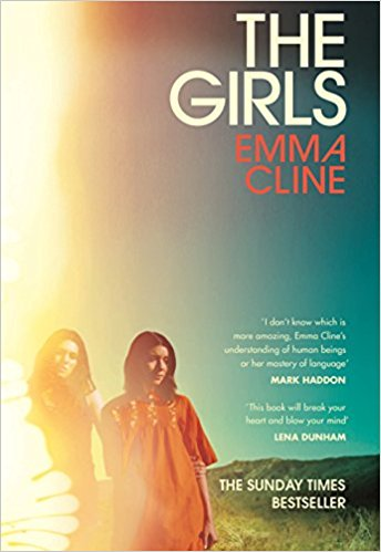 The Girls by Emma Cline book cover